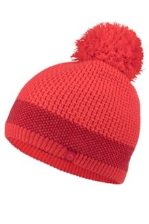 Women's Charlene Hat, Scarlet Red, medium