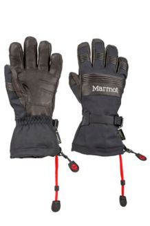 Ultimate Ski Glove, Black, medium