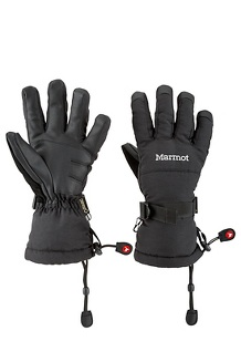 Granlibakken Glove, Black, medium