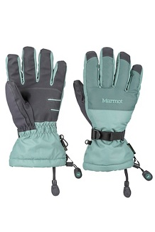 Granlibakken Glove, Mallard Green/Blue Agave, medium