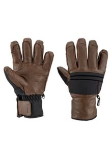 Zermatt Undercuff Glove, Raven, medium