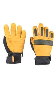 Tahoe Undercuff Glove, Tan/Rosin Green, medium