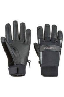 Spring Glove, Black, medium