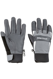 Men's Spring Glove, Cinder/Slate Grey, medium