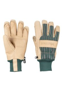 Lifty Glove, Tan/Forest, medium