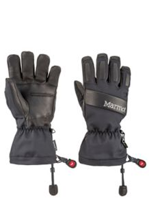 Baker Glove, Black, medium