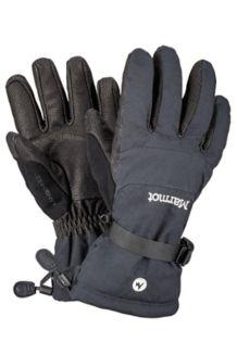 Randonnee Glove, Black, medium