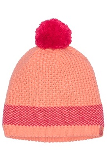 Girls' Charlene Hat, Spritzer/Disco Pink, medium