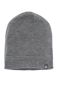 Women's Ava Beanie, Black Heather, medium