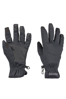 Women's Connect Evolution Gloves, Black, medium