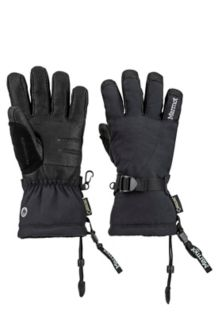 Women's Randonnee Glove, Black, medium