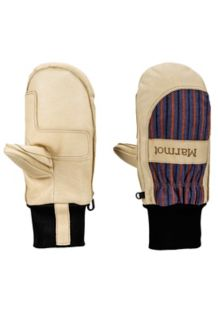 Lifty Mitt, Tan/Electric Blue, medium