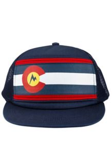 Marmot Roots Trucker, Colorado Vintage Navy, medium