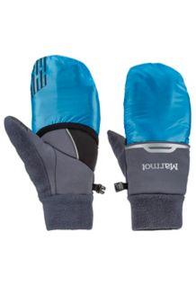 Connect Trail Glove, Mykonos Blue, medium