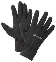 Connect Softshell Glove, Black, medium