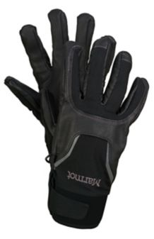 Spring Glove, Black, medium
