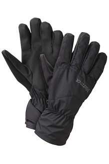 PreCip Undercuff Glove, Black, medium