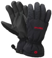 On Piste Glove, Black, medium