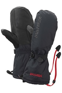 Expedition Mitt, Black, medium