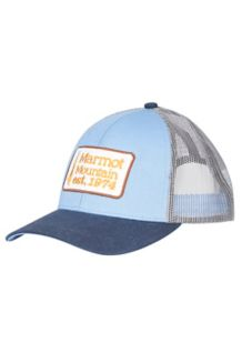 Retro Trucker Hat, Iceberg, medium