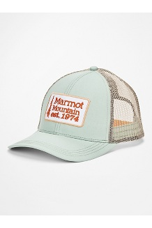 Retro Trucker Hat, Crushed Mint/Warm Sands, medium