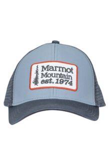 Retro Trucker Hat, Blue Shale/Steel Onyx, medium