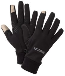 Connect Glove, Black, medium