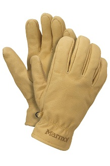 Men's Basic Work Gloves, Tan, medium