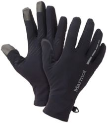 Connect Active Glove, Black, medium