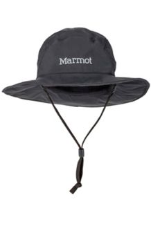 PreCip Safari Hat, Black, medium