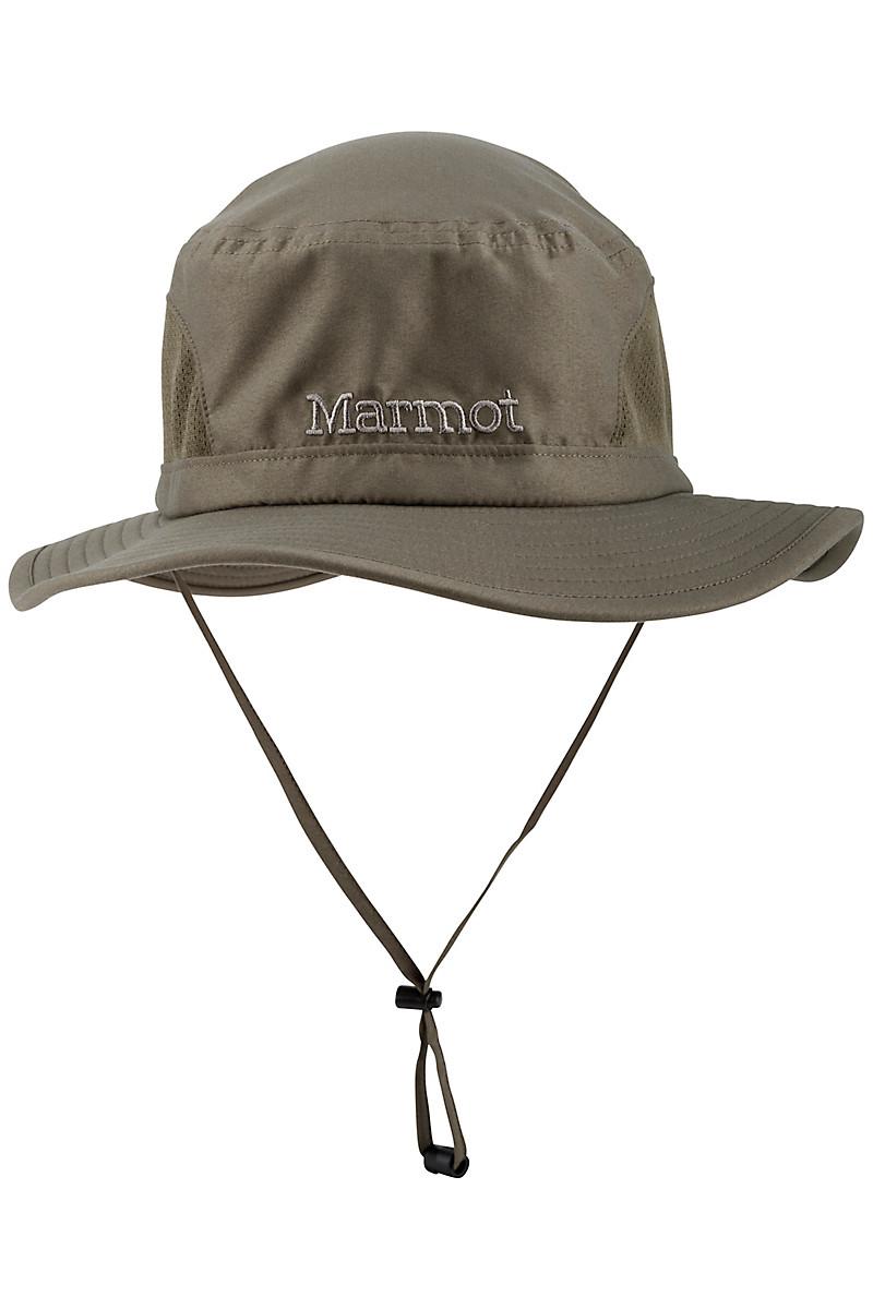 96d369eb Simpson Mesh Sun Hat, Deep Olive/Cinder, large
