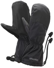 PreCip Shell Mitt, Black, medium