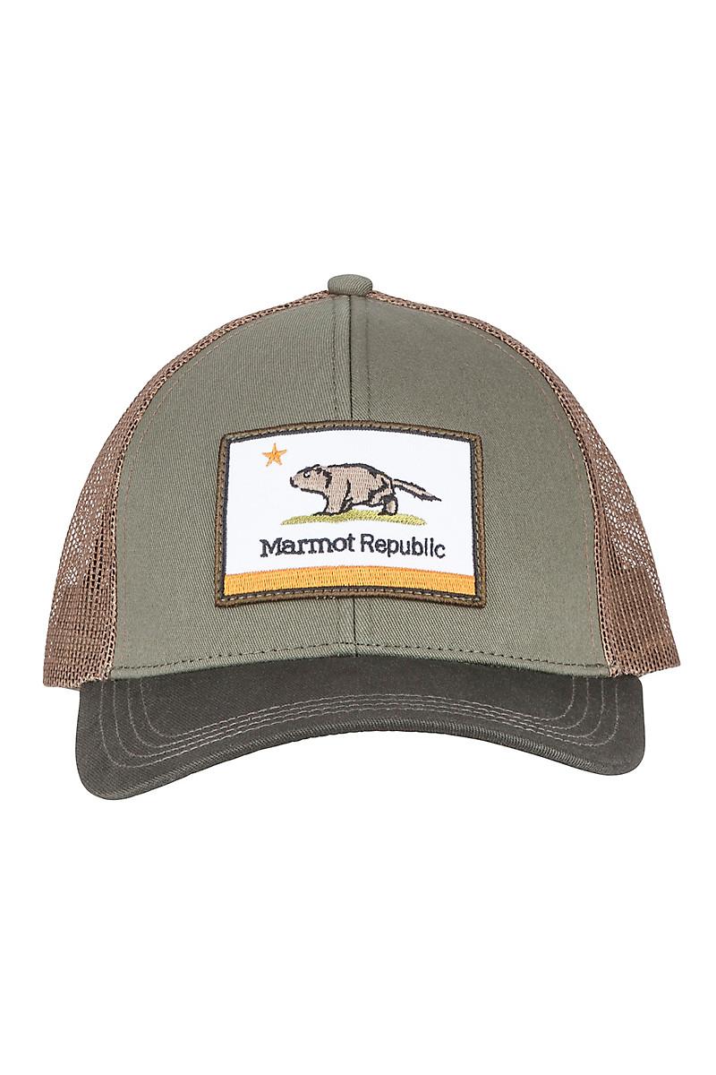 8d6694fc407a7 Marmot Republic Trucker Hat