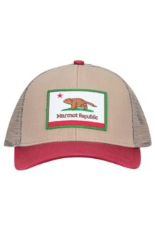 Marmot Republic Trucker, Desert Khaki, medium