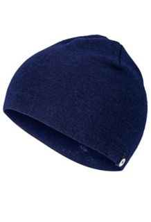 Lightweight Merino Beanie, Arctic Navy, medium