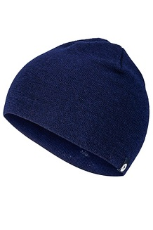 Men's Lightweight Merino Beanie, Arctic Navy, medium