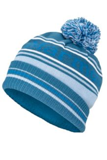 Retro Pom Hat, Sapphire, medium