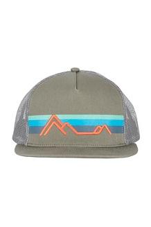 Marmot Trucker Hat, Crocodile, medium