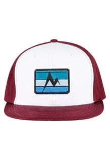 Origins Cap, Burgundy, medium