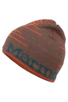 Kid's Shredder Beanie, Orange Haze, medium