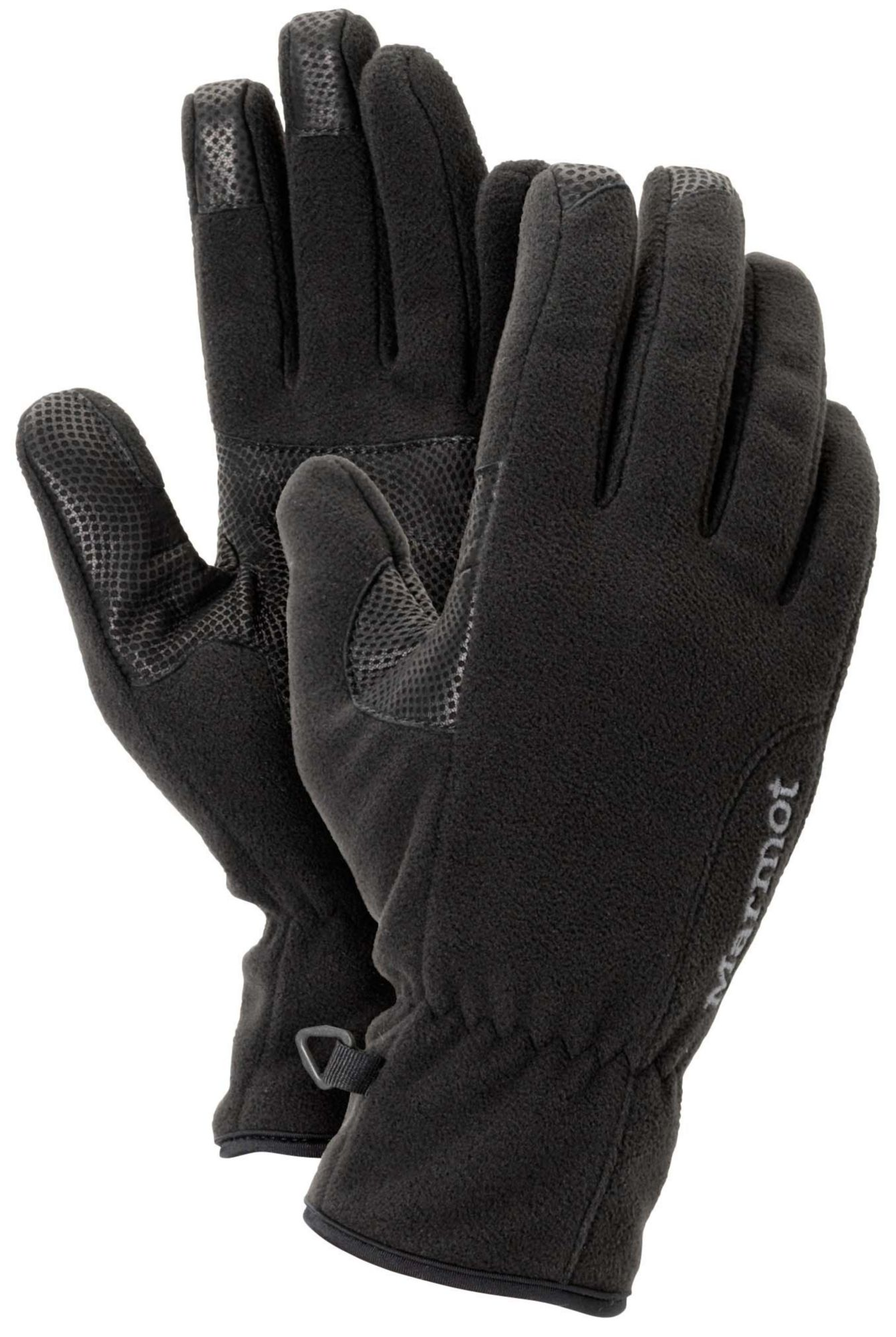 Wm's Windstopper Glove Black