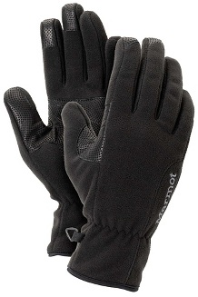 Women's Windstopper Glove, Black, medium