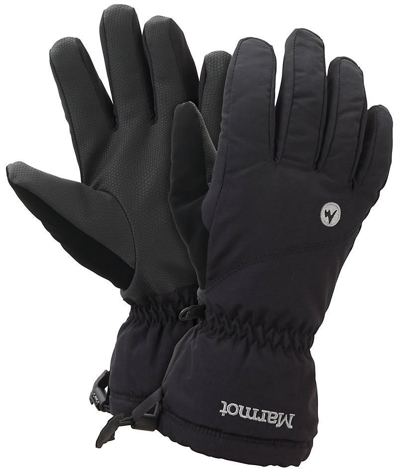 Wm's On Piste Glove, Black, large