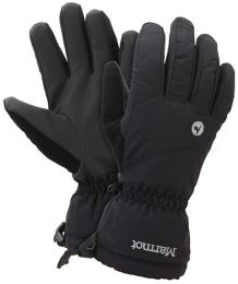 Wm's On Piste Glove, Black, medium