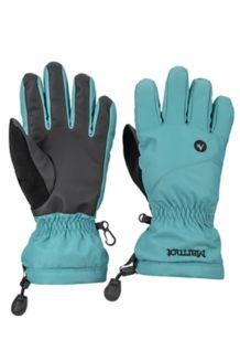 Wm's On Piste Glove, Patina Green, medium