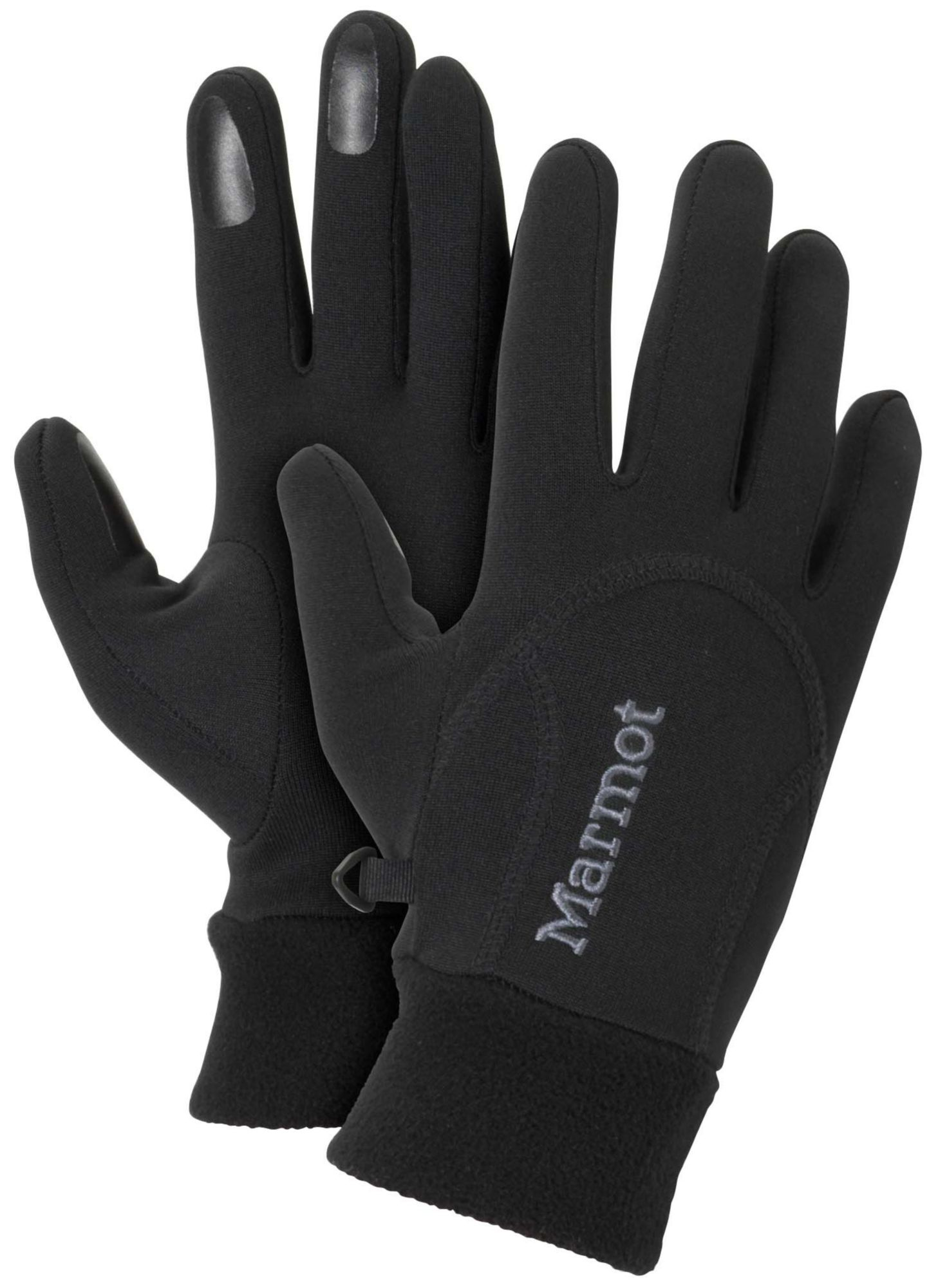 Wm's Power Stretch Glove Black