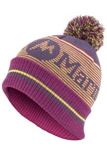 Wm's Foxy Pom Hat, Mt Shadow, medium