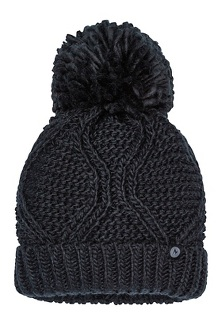 Women's Monica Hat, Black, medium