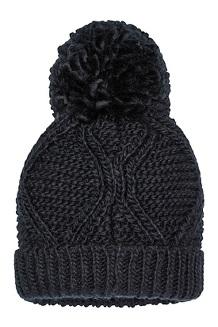 Women's Monica Hat, Black, medium