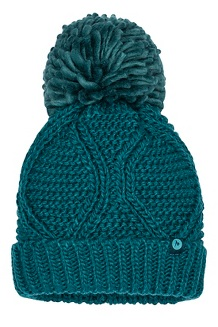 Women's Monica Hat, Deep Teal, medium